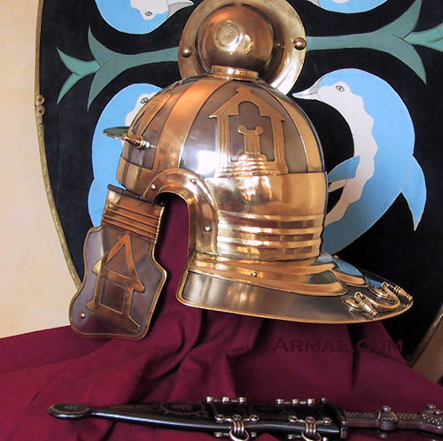 casque_romain_imperial_italique_D