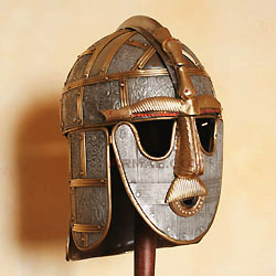 Casque de Sutton-Hoo