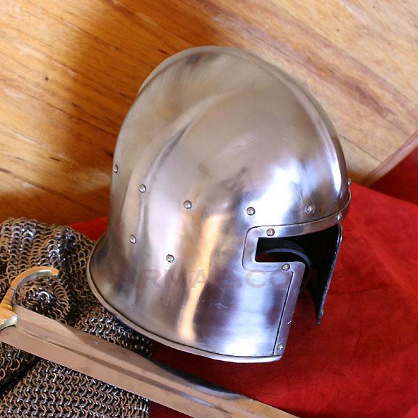 HL271 Italian Barbute Helmet