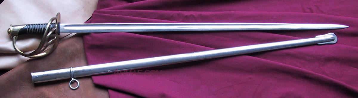 épée xixe siècle